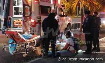 Ayudan policías en el nacimiento de niño en calle de Tulum - Galu