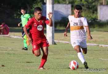 Chetumal: Tulum FC perdió el invicto en su visita a Mayas FC de Hunucmá - sipse.com
