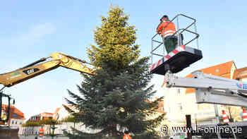 Weihnachtszeit: Elsterwerda sucht schönste Adventsdeko - Lausitzer Rundschau