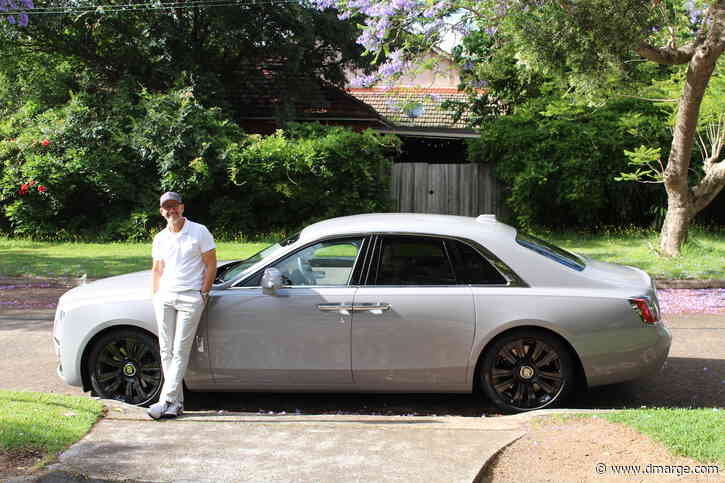 I Was Chauffeured To Work In The Latest Rolls-Royce & It's Ruined Me For Life