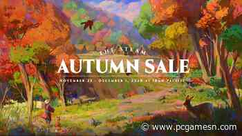 The Steam Autumn Sale is live now - PCGamesN