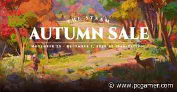 The Steam Autumn Sale is live - PC Gamer