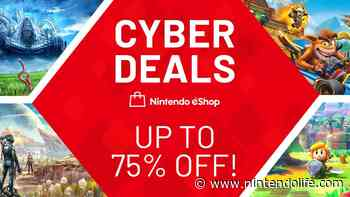 Nintendo Announces Huge Cyber Deals Sale For Europe, Up To 75% Off Top Games - Nintendo Life