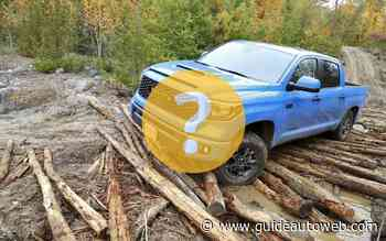Un Toyota Tundra pour remplacer un Ford F-150?