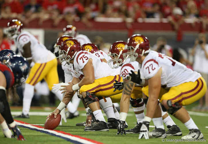 Second USC Football Player Tests Positive For COVID-19