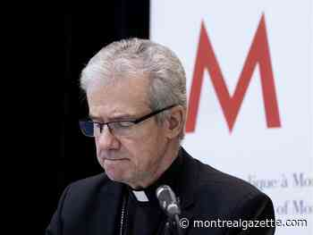 Montreal archdiocese ignored complaints about convicted priest: report