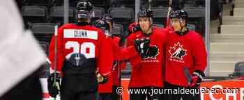 Le camp d'Équipe Canada junior interrompu