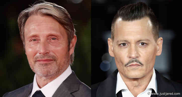 Warner Bros. Officially Confirms Mads Mikkelsen as Johnny Depp's Replacement in 'Fantastic Beasts 3'