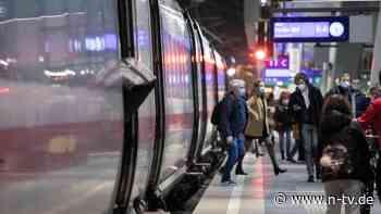 Mehr Züge für weniger Passagiere: Zusätzliche Corona-Regeln bei der Bahn