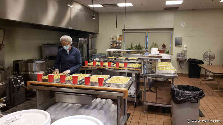 St. Mary's Soup Kitchen serving nearly 900 meals for Thanksgiving