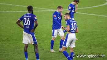 Krise bei Schalke 04: Sprengkraft im Zwischenmenschlichen - DER SPIEGEL