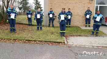 Grundausbildungsprüfung beim THW Nabburg unter erschwerten Bedingungen - Onetz.de