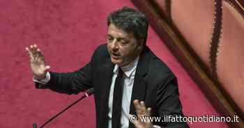 """Matteo Renzi vuole spostare l'indagine sulla fondazione Open: """"A Roma, Pistoia o Velletri - Il Fatto Quotidiano"""