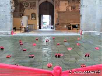 Violenza di genere, iniziativa CPO Avvocati Pistoia e scarpe rosse in piazza Duomo - gonews