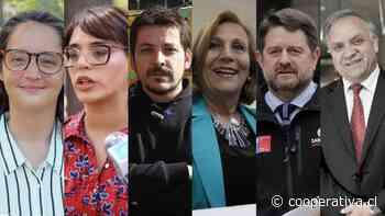 Los precandidatos a la gobernación de la Región Metropolitana debatieron en Cooperativa
