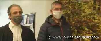 Un casier judiciaire pour avoir menacé Legault et Arruda