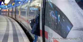 Zusätzliche Regeln bei Bahn - keine Reservierungspflicht - WESER-KURIER