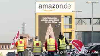 """Amazon: Streikaufruf rund um """"Black Friday"""""""