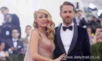 Ryan Reynolds and Blake Lively donate $500,000 to Covenant House in Vancouver and Toronto