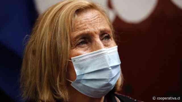 Helia Molina: Chile requiere recuperar la credibilidad en las instituciones, en la política y los políticos