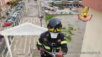Iglesias, anziana cade in casa e viene soccorsa dai vigili del fuoco - La Nuova Sardegna