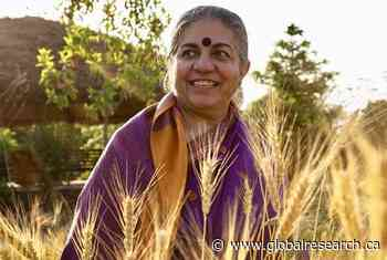Brave Vandana Shiva Speaks Out Against the Great Reset