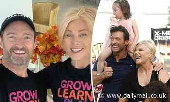 Deborra-Lee Furness shares her experience raising adopted children