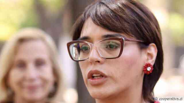 """Karina Oliva de Comunes: """"Que nadie decida por nosotras nunca más"""""""