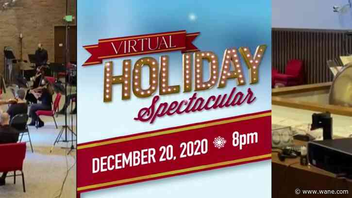 Virtual holiday concert to feature area artists