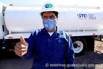 Cambian la vida de familias de Santa Ana en Valle de Santiago, con nuevo sistema de agua potable - Noticias Gobierno del Estado de Guanajuato