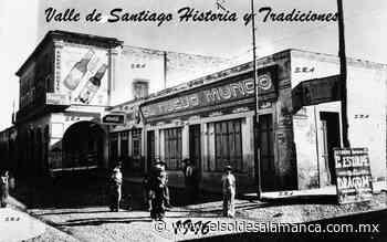 El edificio de palacio municipal de Valle de Santiago, una historia a la Barcelonnetta - El Sol de Salamanca