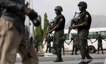 Bauchi Police Nab 2 Notorious Armed Robbery Suspects, Others - Leadership Newspapers