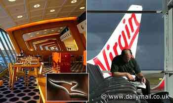 Qantas' frequent flyer war on rival Virgin Australia, promise to fast-track customers to gold status