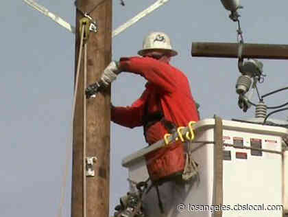 Thanksgiving Day Red Flag Warning Could Cause Thousands To Lose Power