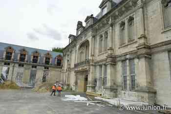 Le coût du chantier du château de Villers-Cotterêts augmente, vif débat en pleine crise économique - L'Union