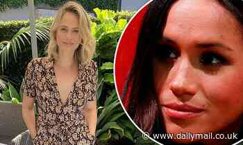 Sylvia Jeffreys praises Meghan Markle for her 'raw and powerful' miscarriage  story