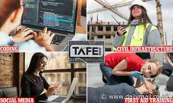 TAFE launches FREE summer courses to help young Australian workers after the COVID-19 pandemic