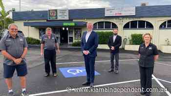 Club Jamberoo scores $40k for car park upgrade - Kiama Independent-Lake Times