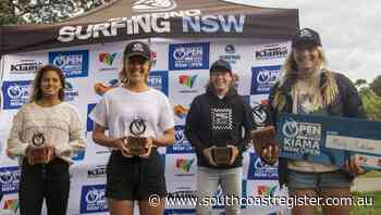Molly Picklum claims 2020 Kiama Open women's title - South Coast Register