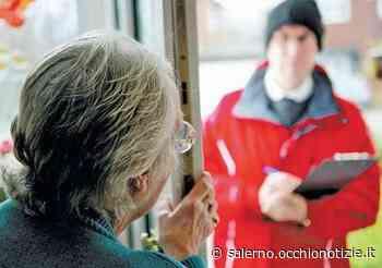 Battipaglia, rappresentanti porta a porta senza mascherina: denuncia e multa da 400 euro - L'Occhio di Salerno