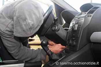 Battipaglia, furti e danni alle auto: ladri in azione in via Olevano - L'Occhio di Salerno