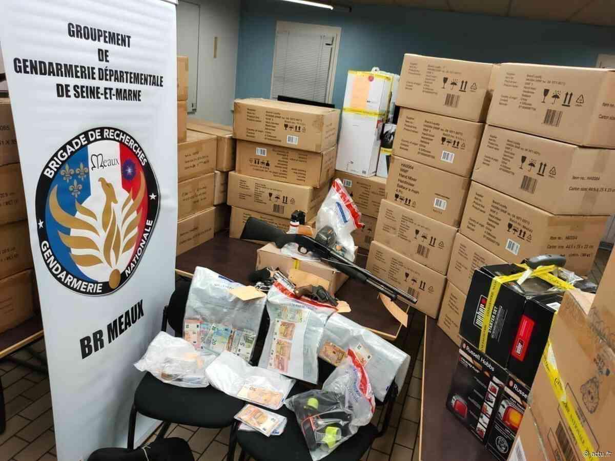 Seine-et-Marne. Electroménager, armes et cocaïne, quatre pilleurs de camions interpellés - La Marne