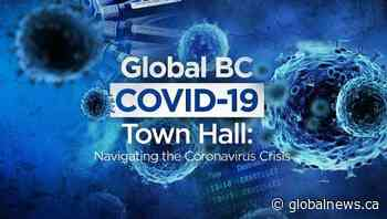 Global BC hosts COVID-19 town hall with Dr. Bonnie Henry and Adrian Dix