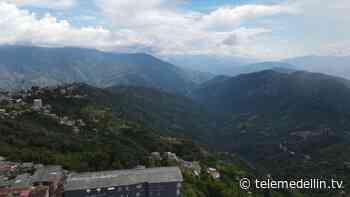 Se puso en marcha el proyecto de espacios verdes en Vegachí y Ciudad Bolívar - Telemedellín