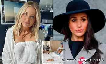 Keira Rumble opens up about losing SIX unborn babies - and applauds Meghan Markle