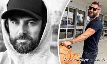 Daniel MacPherson is stranded in Ireland after his airline unexpectedly cancelled his flight
