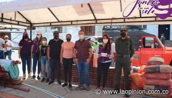Solidaridad en Chinácota, en medio de la emergencia - La Opinión Cúcuta