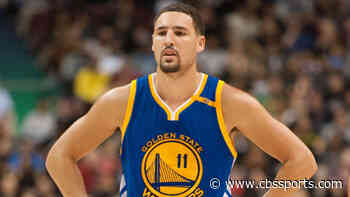Warriors granted $9.3 million Disabled Player Exception after injury to Klay Thompson, per report