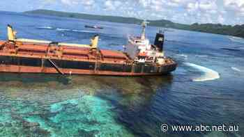 Economic losses from Solomon Islands' oil spill disaster near World Heritage site could reach $50m