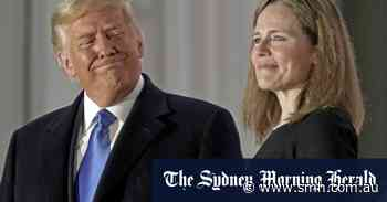 Amy Coney Barrett casts deciding vote to block limit on religious gatherings